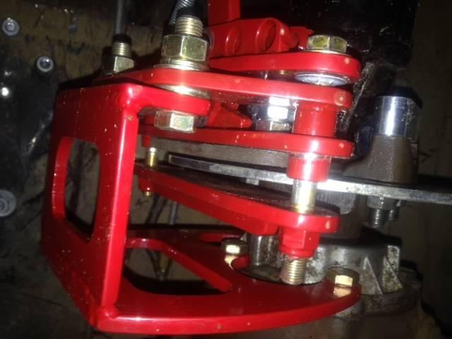 Np 205 Parking Brake Kit
