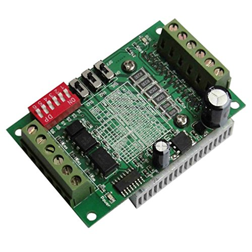 1 axis Single Axis Controller Card Stepper Motor Driver Board Speed Control 24VDC