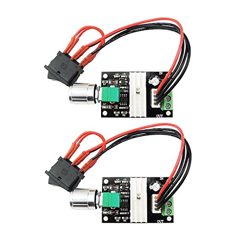 1203BB 6V 12V 24V 3A 80W DC Motor Speed Controller PWM Reversible Driver Switch