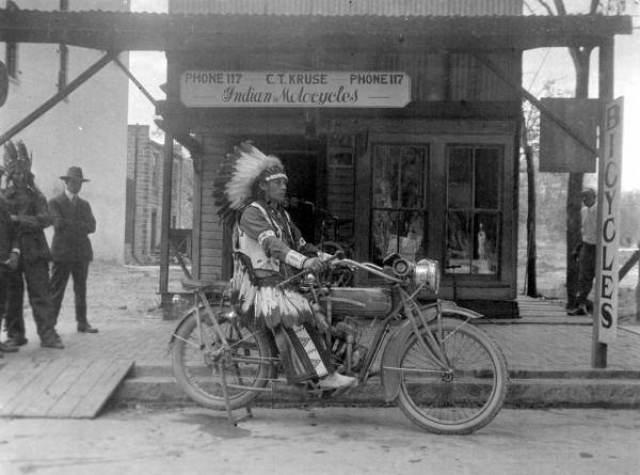 Indian Motorcycle® Mağazası