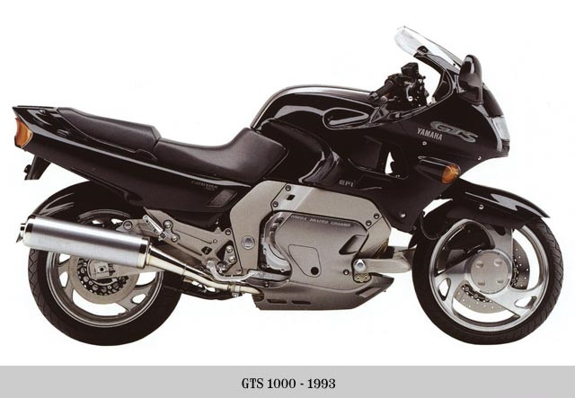 GTS 1000 1993