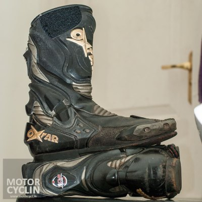 Oxtar TCS Sport Boots Review