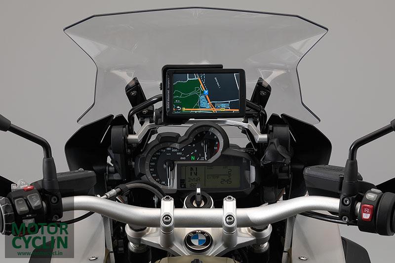 bmw r 1200 gs adventure 2014 cockpit