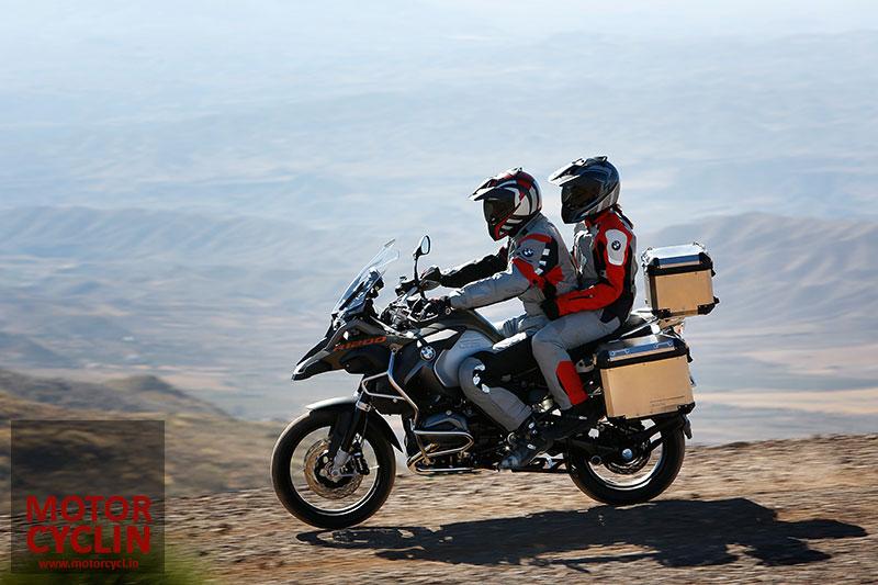New Bmw R 1200 Gs Adventure 2014 Just Motorcyclin Around