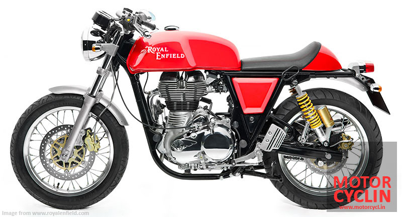 Continental GT from Royal Enfield