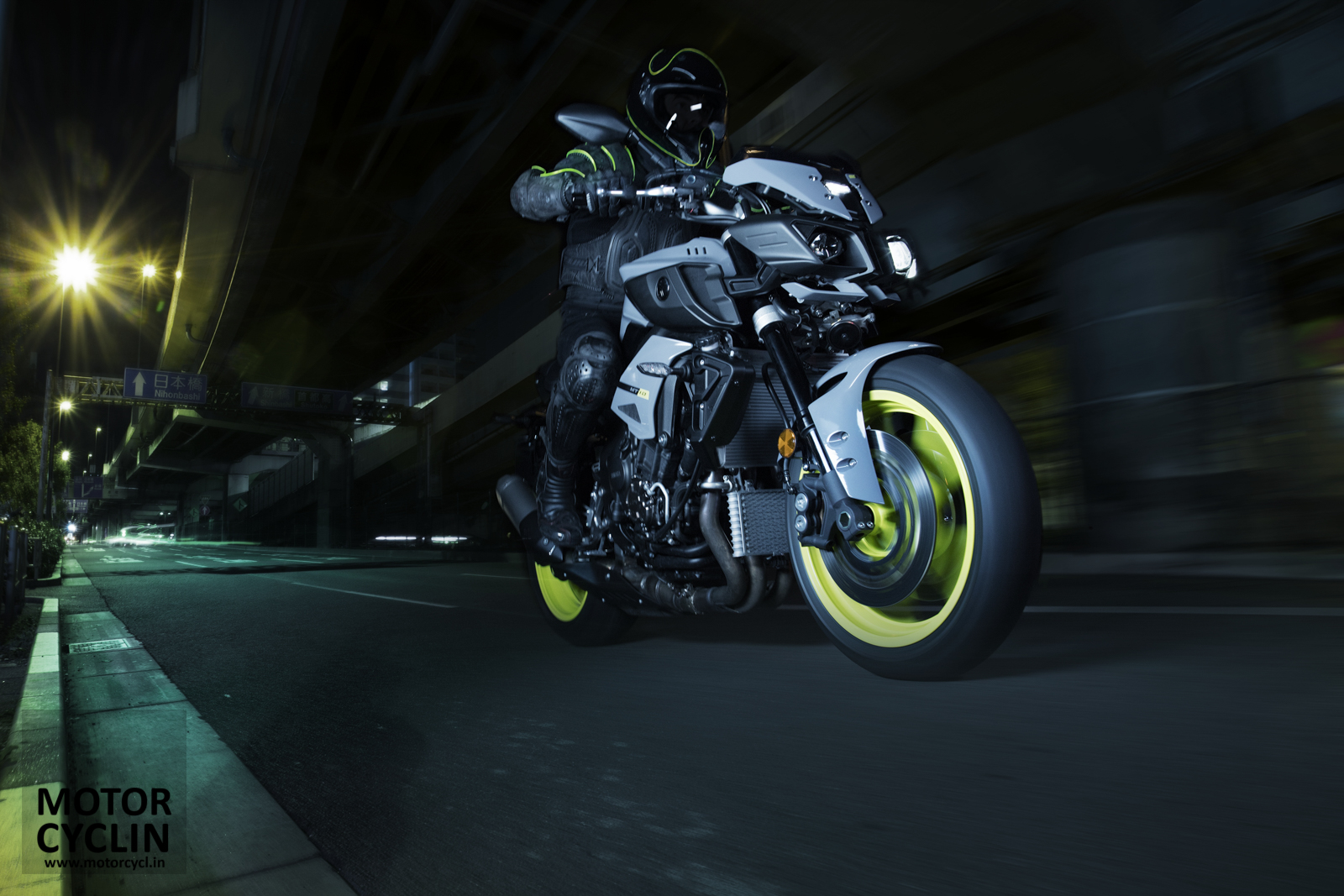 Yamaha MT-10 riding impressions