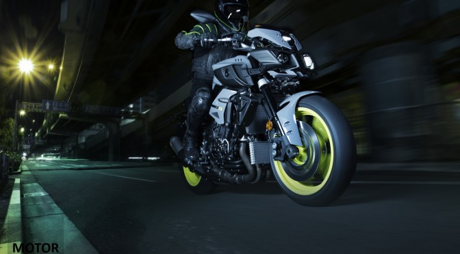Yamaha MT-10:  The Ray of Darkness