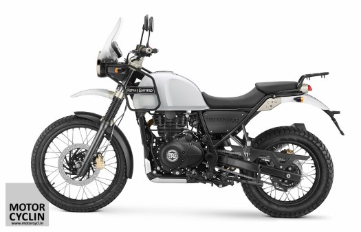 Specifications of Royal Enfield Himalayan