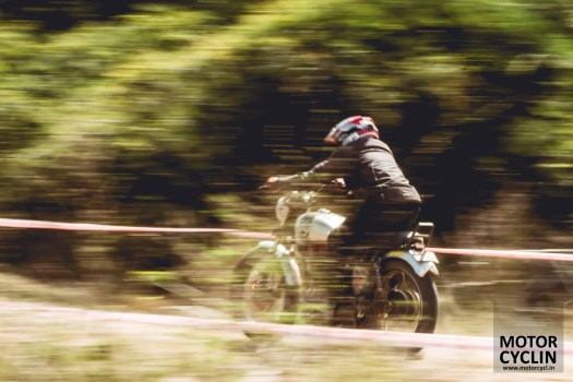 BOBMC RiderMania 2016 photos of the dirt track