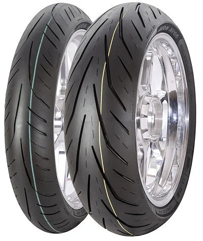 Motorcycle Com Sport Touring Tire