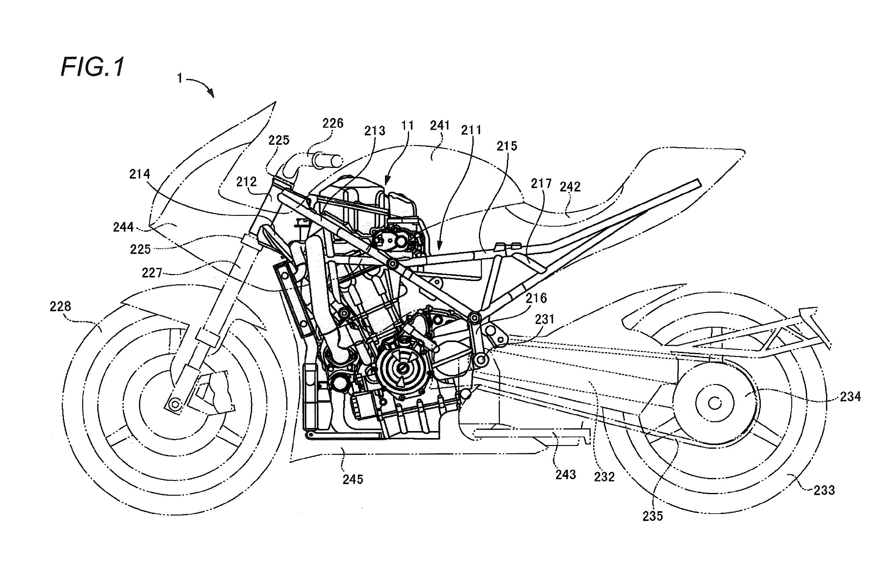 Turbocharged Suzuki Motorcycle Revealed In Patent Filings