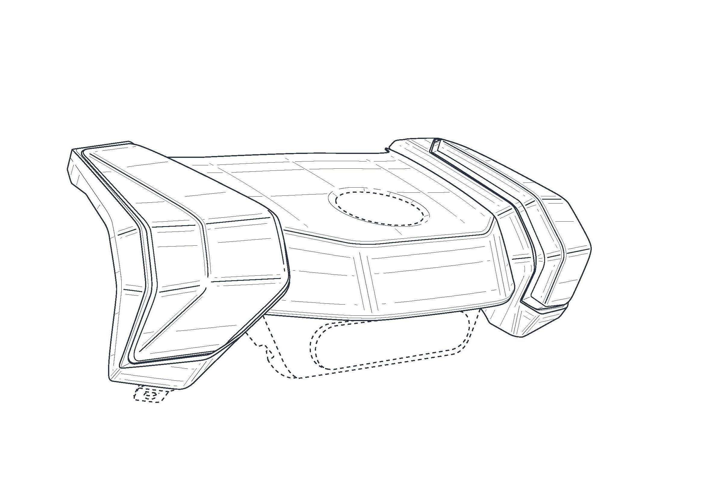 New Can Am Spyder Design Revealed In Patent Filings