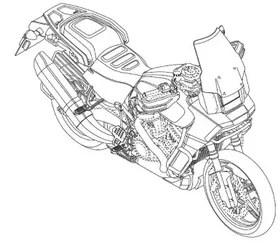 ktm mini bike parts