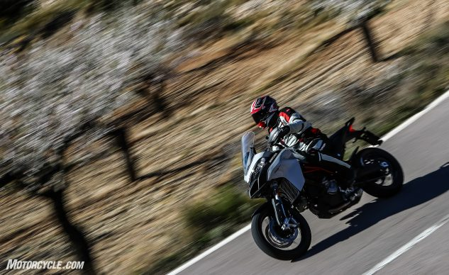 2019 Ducati Multistrada 950 S Review