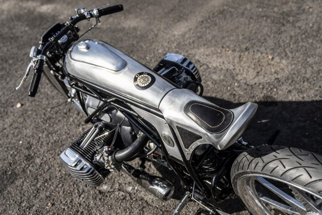 BMW Custom Works Zon Departed concept