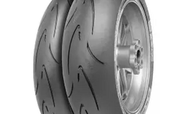 Continental Conti Race Attack tires