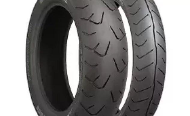 Bridgestone G709/704 Exedra Goldwing tires