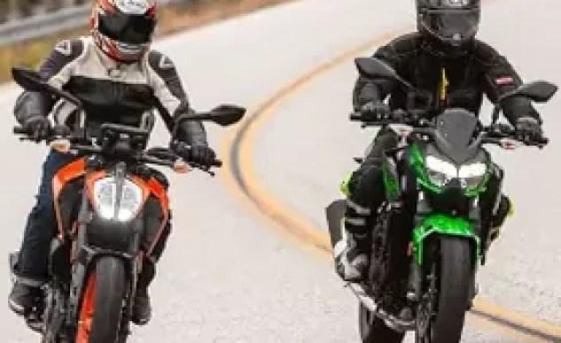 2019 Kawasaki Z400 vs. 2019 KTM 390 Duke