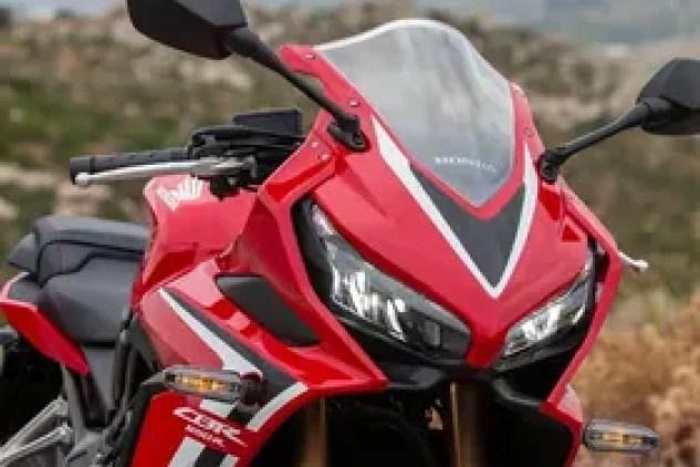 2019 Honda CBR650R Review