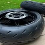 2019 KTM 790 Duke Michelin Power RS tires