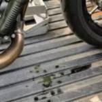 2019 KTM 790 Duke coolant leak