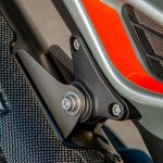 2019 KTM 790 Duke PowerPart pipe hanger