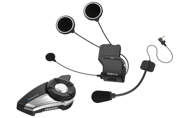 Sena 20S EVO Motorcycle Bluetooth Headset