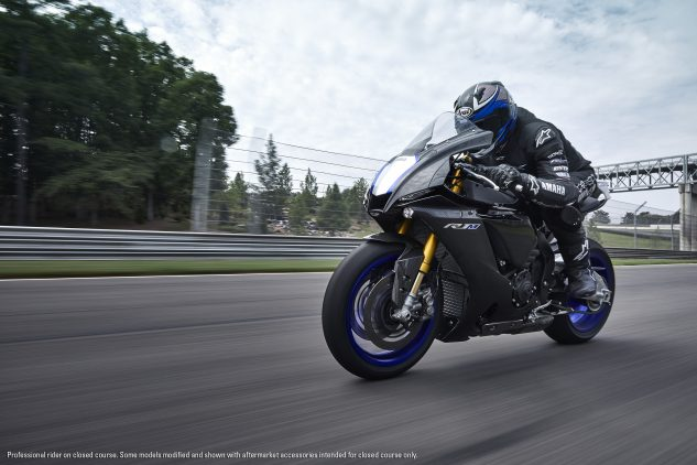 2020 Yamaha YZF-R1 and YZF-R1M First Look – State Of Press