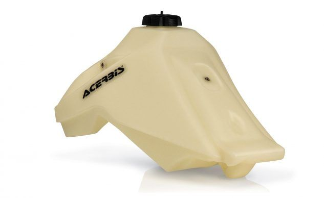 Acerbis off-road gas tank