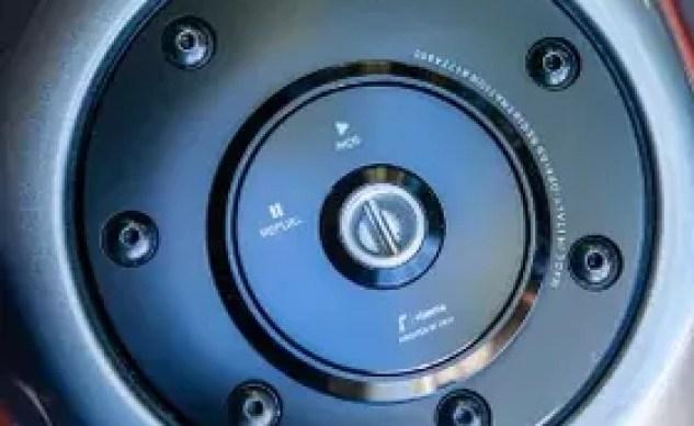 Rizoma Accessories gas cap