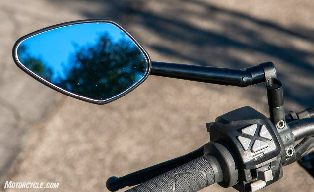 Rizoma Accessories Veloce Naked Mirrors