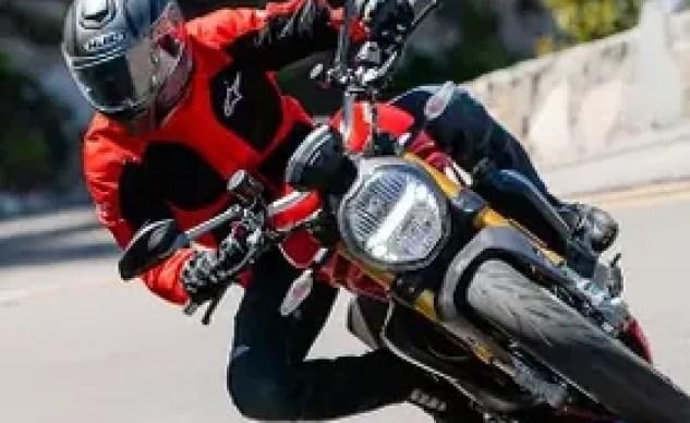 2019 Ducati Monster 1200S