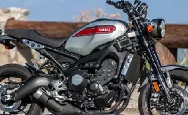 2019 Yamaha XSR900