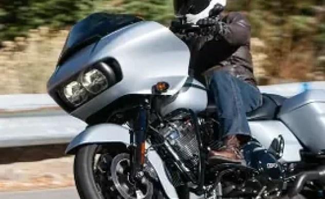 Bagger Battle Harley-Davidson Road Glide