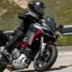 Ducati Multistrada 1260 S Grand Tour action