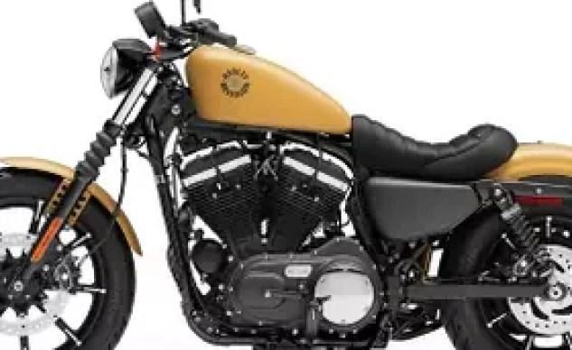 Harley-Davidson Iron 883 Sportster