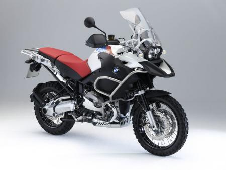 "BMW R 1200 GS Adventure ""30 Years GS"""