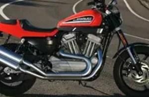 2008 Harley-Davidson XR1200. Only in Amer... er, um... Europe.