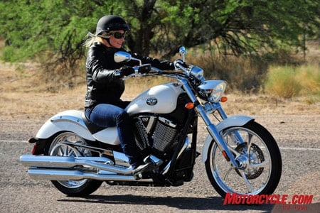 """Less retro, more modern. The new American Motorcycle grows beyond just being the """"other"""" American bike."""