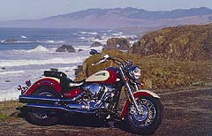 ... Yet it is also flexible and expressive, here posing with the epic Northern California coast as a backdrop.