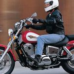 1997 Honda S Shadow 1100 Is Still With Us In Spirit Motorcycle Cruiser