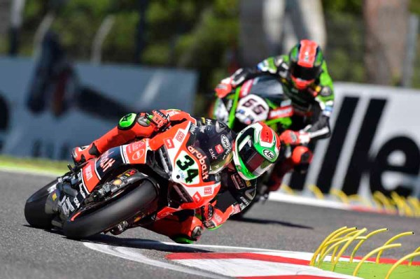 Mixed fortunes for the Aruba.it Racing – Ducati Superbike ...