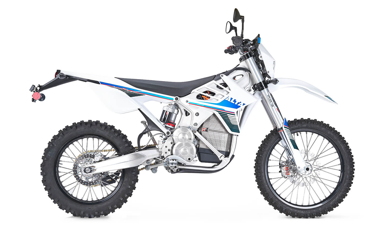 Alta Motors Redshift Exr