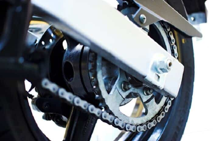 How To Clean Motorcycle Chain At Home