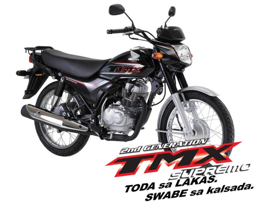 2nd Generation Honda TMX Supremo!