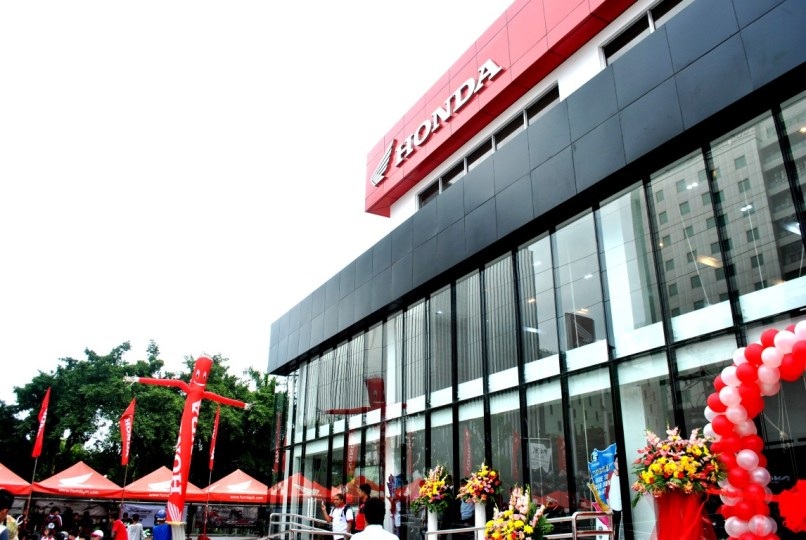 Honda Flagship Launched In Cebu City Philippines