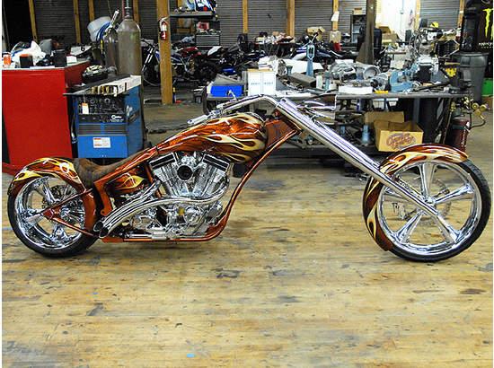 Matt Hotch Custom Motorcycles Disrespect1stcom
