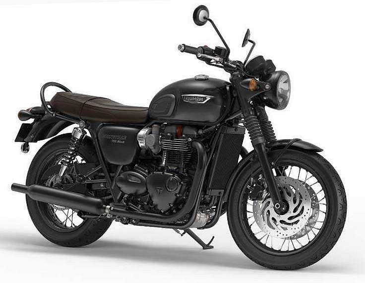 triumph bonneville t120 black 2016 17