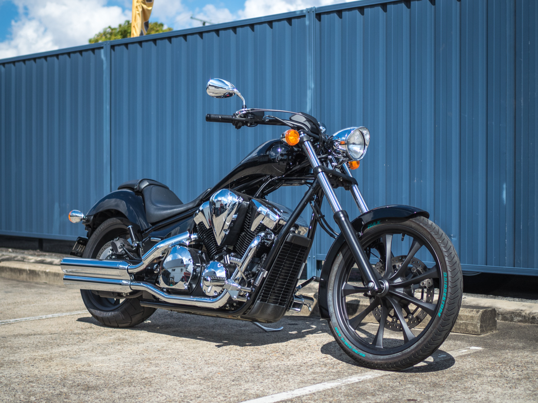 Motorcycles Accessories Fury