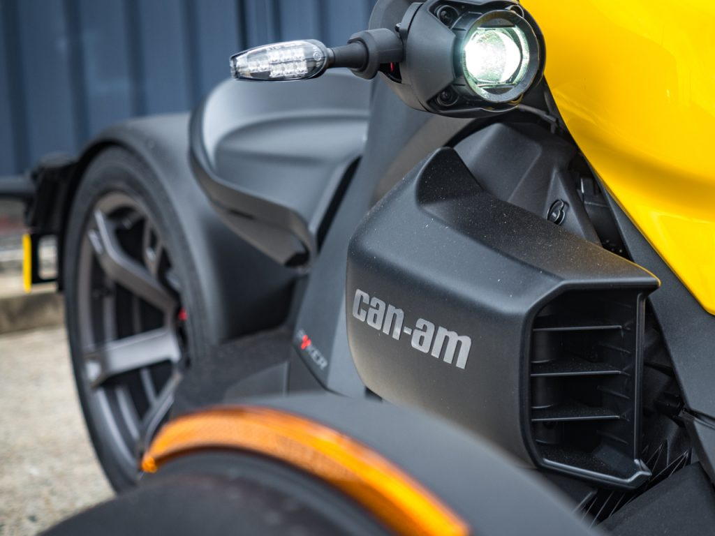 The Can Am Ryker 600 Has Arrived Learner Approved ⋆ Motorcycles R Us